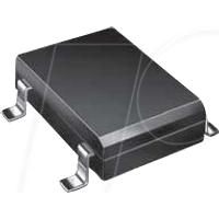 DF005S VIS - Einphasen-Brückengleichrichter, 50 Vrrm, 1 A, SMD-DFS
