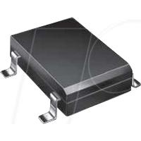 DF02S VIS - Einphasen-Brückengleichrichter, 200 Vrrm, 1 A, SMD-DFS
