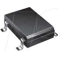 DF10S VIS - Einphasen-Brückengleichrichter, 1000 Vrrm, 1 A, SMD-DFS