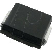 SMDJ100A - TVS-Diode, unidirektional, 100 V, 3000 W, DO-214AB / SMC