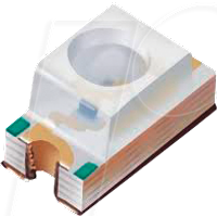 EVL 11-21SYGC - SMD-LED 1206, Super-Gelb-Grün, AlGaInP, 29 mcd, 60°, 3,0 x 1,5 m