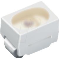 LED SMD 2214 RT - LED, SMD 2214, PLCC2, rot, 360 mcd, 120°