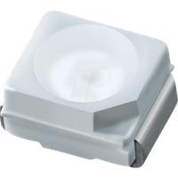 LED SMD 3528 RT - LED, SMD 3528 (1411), PLCC2, rot, 360 mcd, 120°