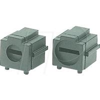 FIS DH5R - Led Halter für 5 mm LEDs, graphit