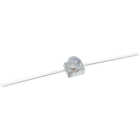LED SUB 2700 OR - Submini-LED, 2,5x2,0 mm, bedrahtet, orange, 2700 mcd, 20°