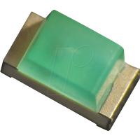 SMD-LED 0603 GN - SMD-LED 1608 (0603), grün, 8 mcd, 120°