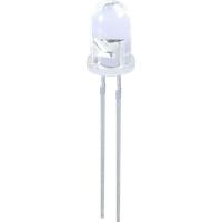 LED 5-3500 RT - LED, 5 mm, bedrahtet, rot, 3500 mcd, 20°