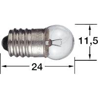 BIKE 40037 - Fahrrad-Glühlampe, Rücklicht, 6 V, 0,6 W, 2er-Pack