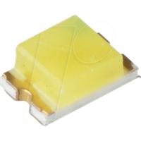 LED LL 0805 WS - LED, SMD 2012 (0805), kaltweiß, 800 mcd, 120°
