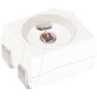 LS E67B - LED, SMD 3430, PLCC-4, rot, 355 mcd, 120°