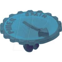 PIH 5371 BLUE - Rändel für Trimmer PT 15, blau