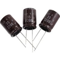 RAD KY 33/63 - Elko, radial, 33µF, 63V, RM2,5, 105°C, 20%