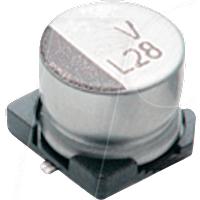 HITA ELV010M50RA - SMD-Elko, 1µF, 50V, 85°C, 2000h