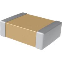 X7R 1206FCG 1,0N - SMD-Kerko, 1206, 1,0nF, 100V, 10%, MLCC, FT-Cap