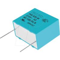 PHE820 15N 275 - Funkentstörkondensator, X2, 15 nF, 275 V, RM 15,0, 100°C, 20%