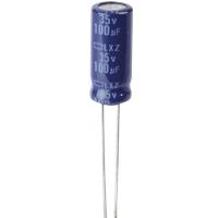 RAD LXZ 35/100 - ELKO, 100µF, 35V, 105°C