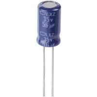 RAD LXZ 35/56 - ELKO, 56µF, 35V, 105°C