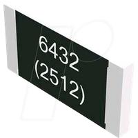 RND 1552512 AC - SMD-Widerstand, 2512, 1,0 kOhm, 1000 mW, 5%