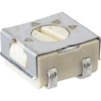 23A-200 - Präzisionspotentiometer, Trimmer, SMD, liegend, 200 Ohm, 5,0 mm