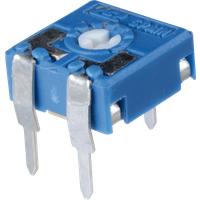 ACP 6-L 100 - Einstellpotentiometer, liegend, 100 Ohm, 6 mm