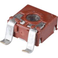 ACP 6-SMD 250 - Einstellpotentiometer, SMD, liegend, 250 Ohm, 6 mm