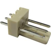 RND 205-00672 - Stiftleiste 2,54 mm, 1X03, gerade