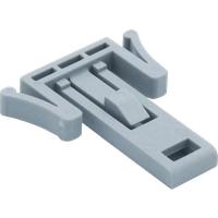 RND 455-00552 - Wandklemme  , 33,5 x 28,5 x 5,2 mm