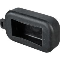 SCHUTZ IP67 09 - D-SUB-Schutzkappe f.  9-polig D-Sub IP67