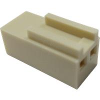 RND 205-00662 - Crimpgehäuse, 1x 2 -polig, Buchse