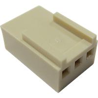 RND 205-00663 - Crimpgehäuse, 1x 3 -polig, Buchse