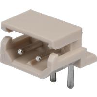 MOLEX 22057025 - Molex Stiftleiste 90° - Mini-SPOX - 1x2-polig - Stecker