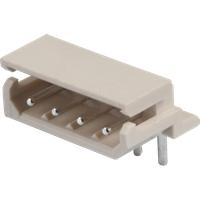 MOLEX 22057045 - Molex Stiftleiste 90° - Mini-SPOX - 1x4-polig - Stecker
