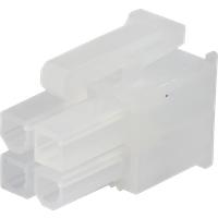 MOLEX 39012040 - Molex Crimpgehäuse - Mini-Fit Jr - 2x2-polig - Buchse
