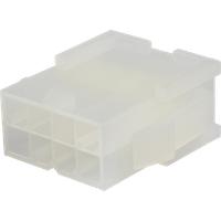 MOLEX 39012081 - Molex Crimpgehäuse - Mini-Fit Jr - 2x4-polig - Stecker