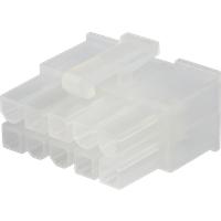 MOLEX 39012100 - Molex Crimpgehäuse - Mini-Fit Jr - 2x5-polig - Buchse
