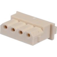MOLEX 50375043 - Molex Crimpgehäuse - Mini-SPOX - 1x4-polig - Buchse