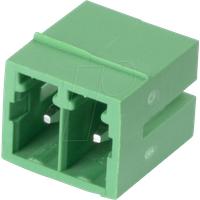 CTB932VD-2 - Stiftleiste - 2-pol, RM 3,5 mm, 0°