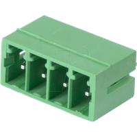 RND 205-00102 - Stiftleiste - 4-pol, RM 3,5 mm, 0°