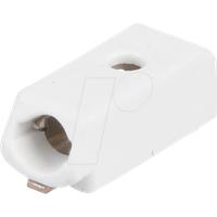 WAGO 2059-301 - SMD-Leiterplattenklemme, RM 3 mm, 1-pol, weiß