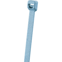 PAND PLT1M-C86 - Kabelbinder, detektierbar, 100 mm, blau