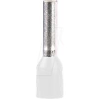 SE DZ5CE005 - Aderendhülse Linergy DZ5. Ø 0,5 mm², Weiß, 1 Stück