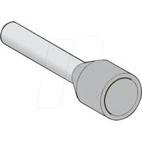 SE DZ5CEB007D - Aderendhülse Linergy DZ5. Ø 0,75 mm², Grau, 1 Stück