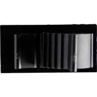 KAB HA 13-15 - Kabelhalter, selbstkleb.,verstellbar,Ø12,6-15,4,sw