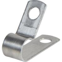 KAB-SCHELLE AL-5 - Kabelschelle, Aluminium, ø 7,9 mm