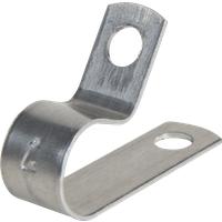 KAB-SCHELLE AL-7 - Kabelschelle, Aluminium, ø11,1 mm