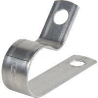 KAB-SCHELLE AL-9 - Kabelschelle, Aluminium, ø14,3 mm