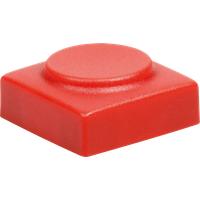 TASTE S 826 - Tastenköpfe, 16 mm, rot