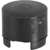 KAPPE 1SS09-10.4 - Kappe für Multimec 5 E, schwarz, 10.4 mm