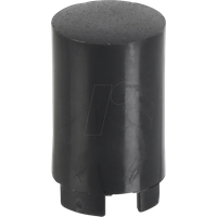 KAPPE 1SS09-16.0 - Kappe für Multimec 5 E, schwarz, 16 mm