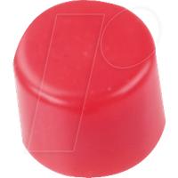 SCV 1RT - Kappe für SDT 21.., rot